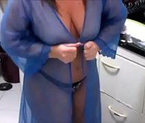 Acervo do sexo amador com sobrinho filmando a tia de calcinha