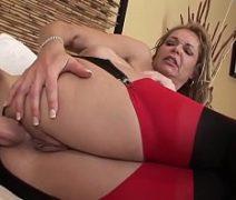 Seu porno do bom com mulher experiente tomando no cu com pressão