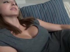 Sexo mobile com milf peituda tesuda e seu enteado