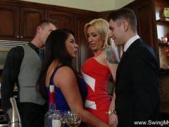 Video swing casais com troca de esposas