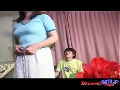 Gorda fazendo anal com garoto novinho