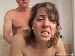 Coroas fazendo sexo anal e gritando de calor na xana