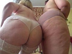 Videos de sexo com coroas gordas se esfregando