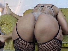Porno da coroa Melissa Devassa realiza o sonho do fã de meter com ela