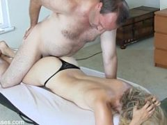 Porno foxtube de sexo com massagem